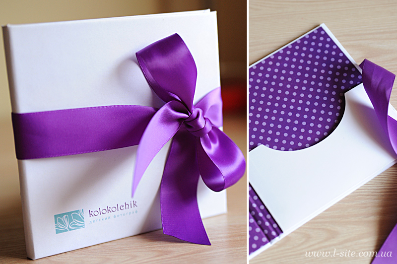коробка для диска для фотографа