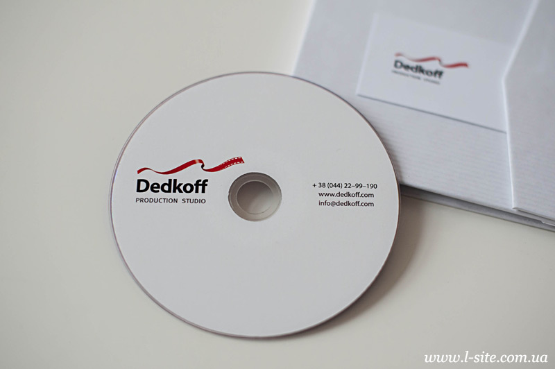 диск  Dedkoff Production